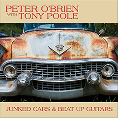 Junked Cars & Beat Up Guitars - Click to buy